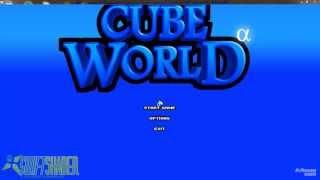 Patch Cube World pour carte graphique incompatible ( Direct X )