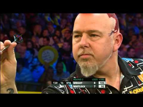 (Dramatic) Wright v Whitlock (R2) 2015 Players Champ.