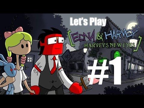 Let's Play Harvey's New Eyes 01:  Meet Lilli