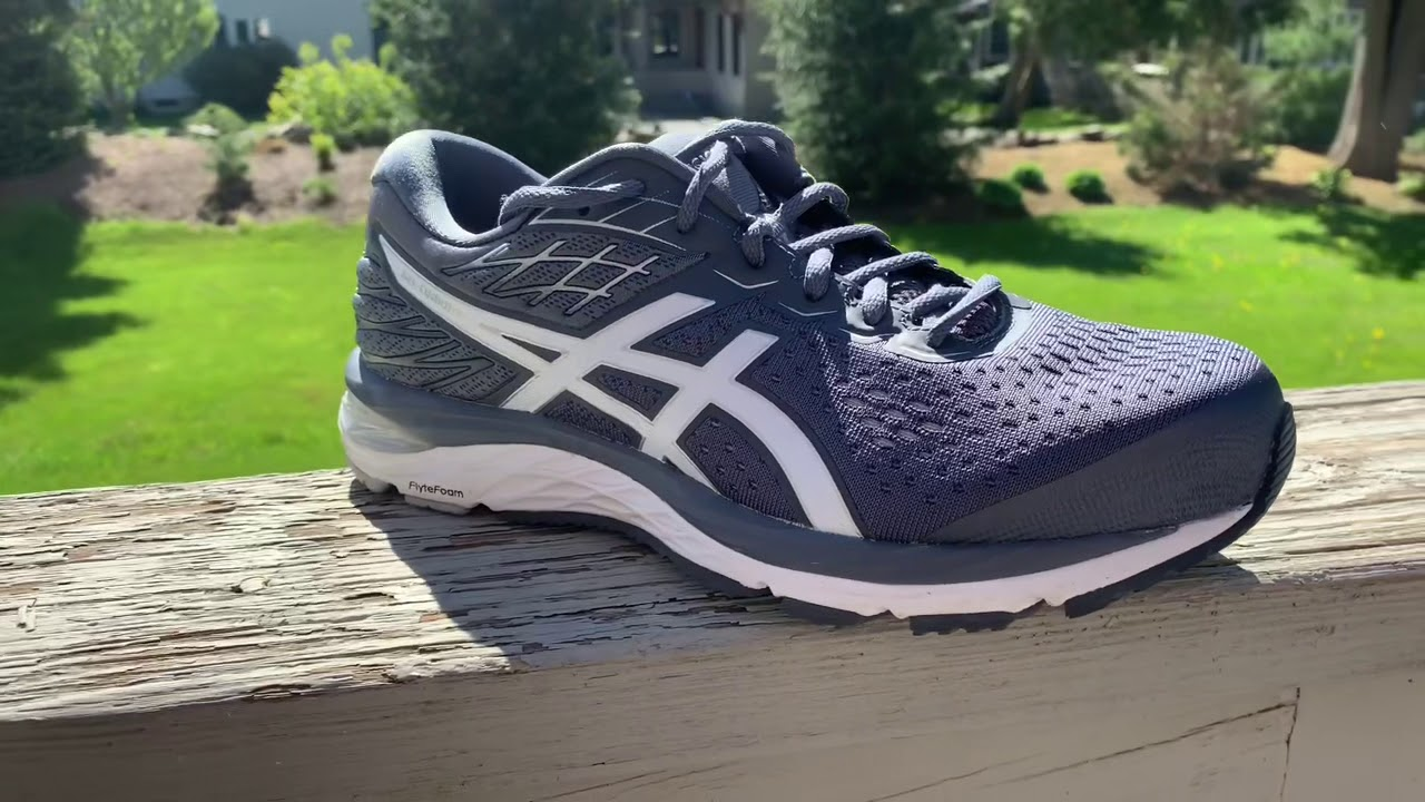ASICS GEL Cumulus 21 Review with Comparisons to Cumulus 20