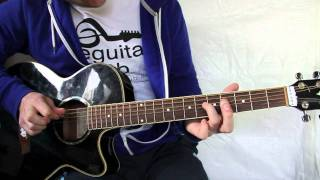 """Someone Like You by Adele - """"Easy Beginners Guitar Lesson"""" (With FREE PDF Download)"""