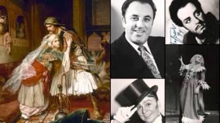 """Carlo Brgonzi & Carolyn Val-Schmidt-""""É pur tristo, o Medora, il canto tuo!"""", Il Corsaro(exc.3)"""