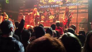 Black Label Society - Stillborn (Live @ London Music hall 2015)