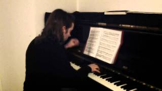 Haydn - Sonate 15 (Hob XVI ⁄ 13) - mvt 3 - Finale Presto