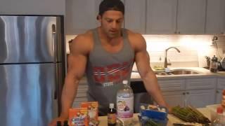Diet Discussion with Arash Rahbar