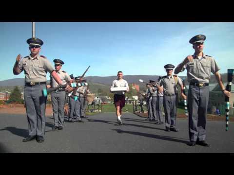 Fishburne Military School Celebrates JROTC 100th Anniversary