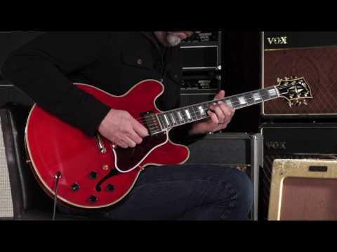 Gibson Memphis ES-355  •  Wildwood Guitars