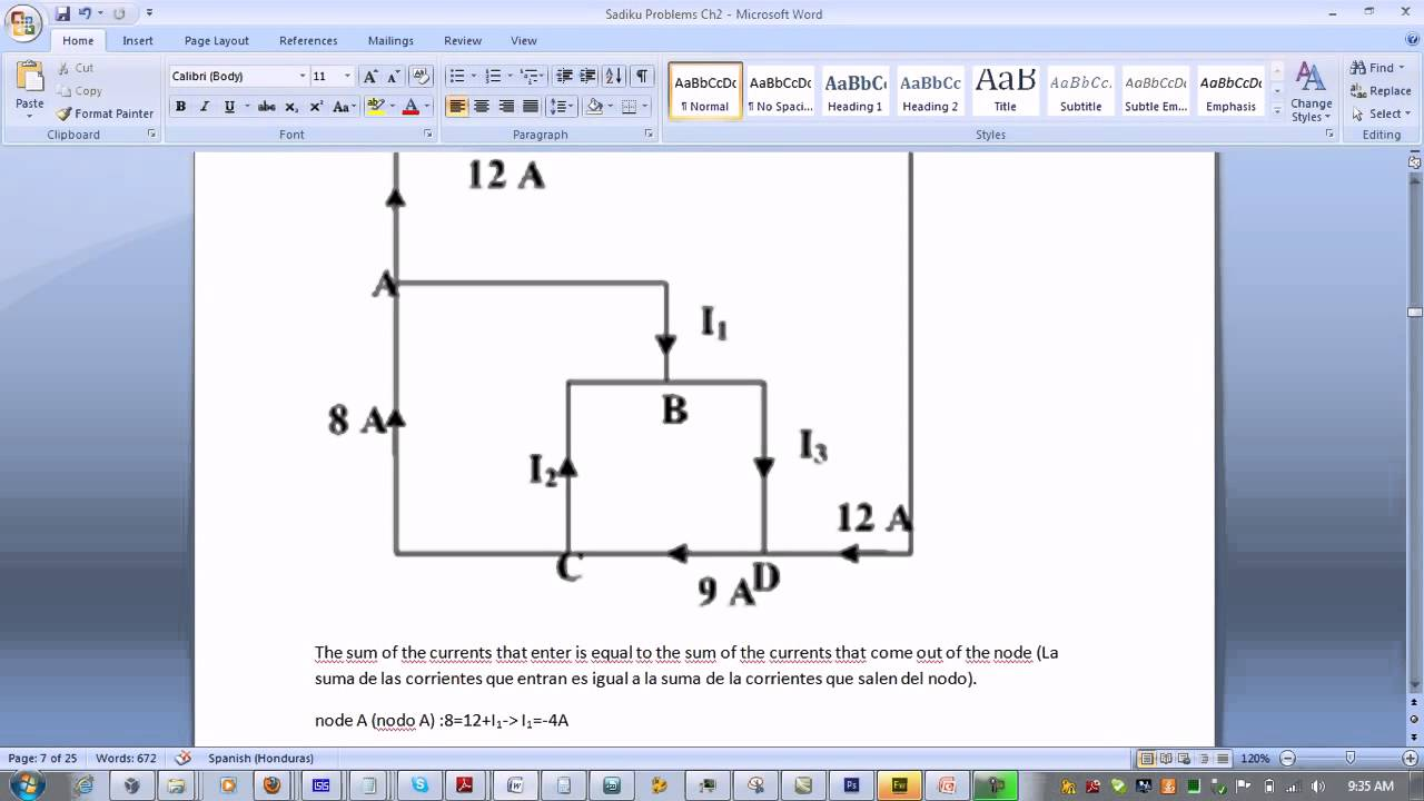 Solutions To Fundamentals Of Electric Circuits 3 Ed By Sadiku Ch 2 S