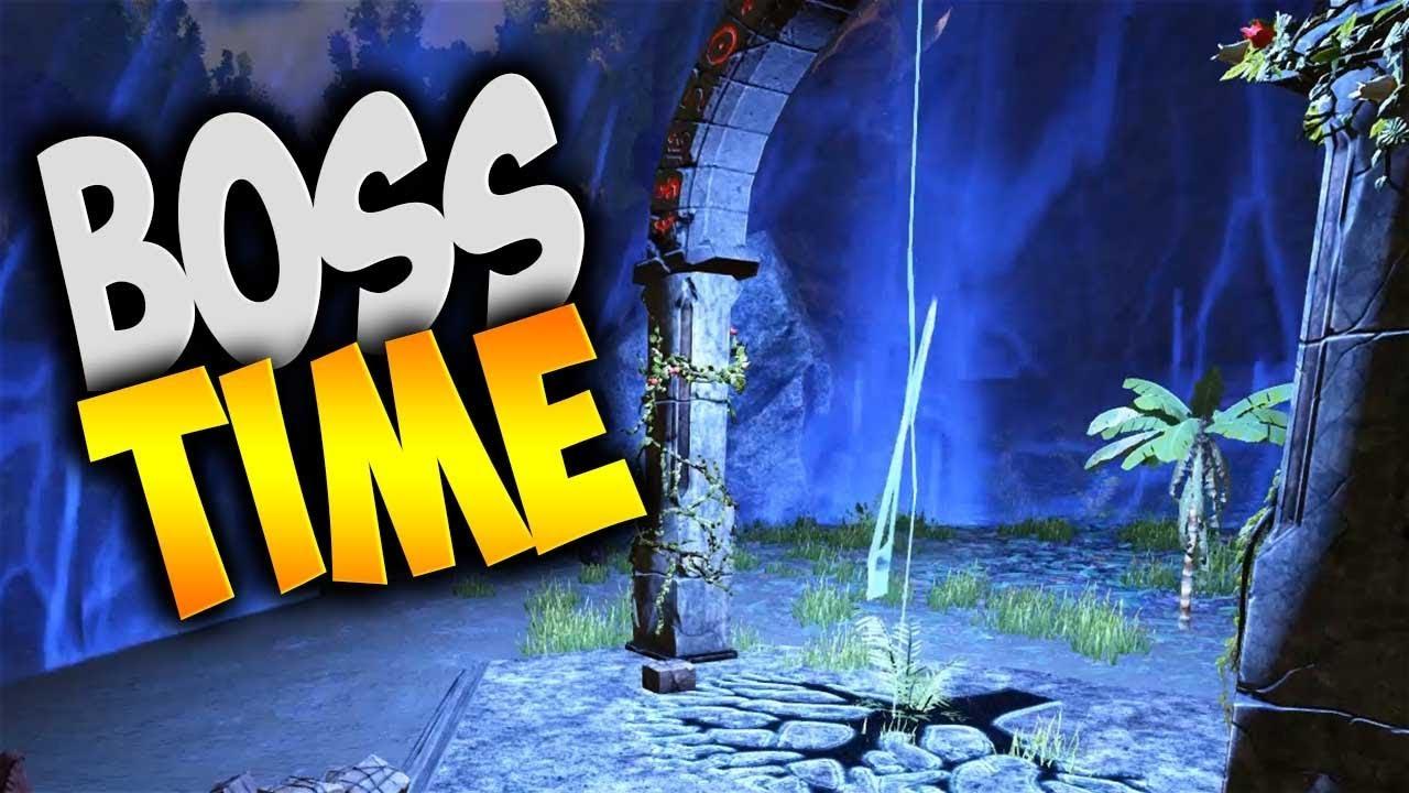 Ark Survival Evolved - Guardian Element & Gaia Mod Boss Summoning (Modded  Ark Gameplay Gaia Part 14)