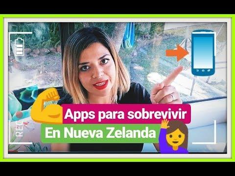 7. Apps & Sitios 🤳🏻 para SOBREVIVIR en #NuevaZelanda! 🏕 from YouTube · Duration:  24 minutes 50 seconds