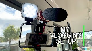 My Vlogging Setup