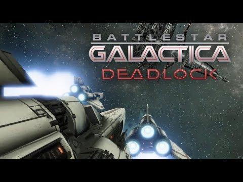Battlestar Galactica Deadlock - Launch Vipers! Campaign ep 1