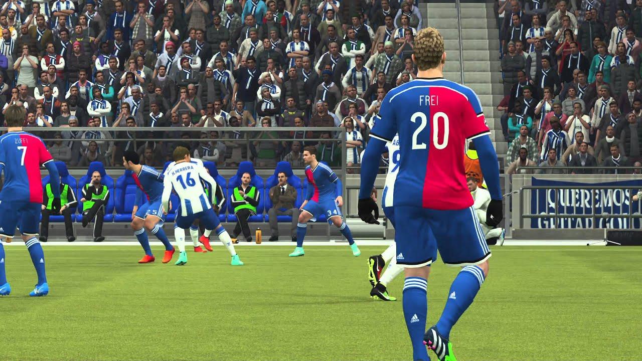 FC Porto  FC Basel [PES 2015]  C1 League 20142015 (18a