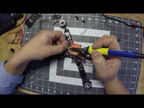 xHover R5LX Build Part 2