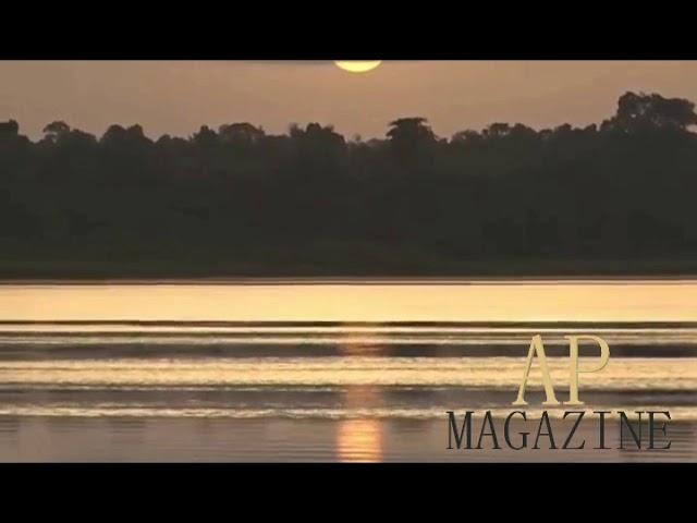 Nzulenzu Amansuri Village Lake Weswtern Region Ghana 😍😍
