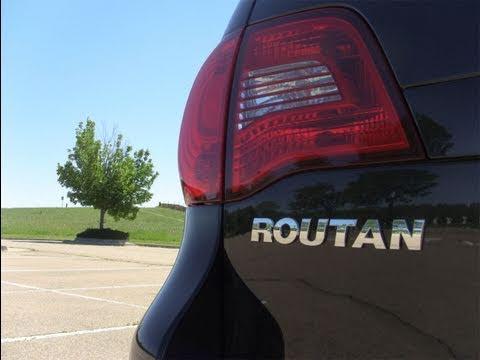 2011 Volkswagen Routan one minute quick review