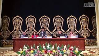 XI Международная конференция «Central Asia–2017»:Открытие конференции и приветственные слова