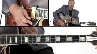 Jazz Guitar Lesson - Phrases N…