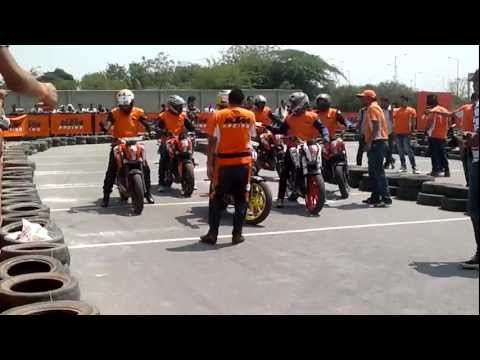 Orange Day v2.0, Delhi, Final race..