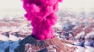 Что скрывается за гламурным вулканом, сказка и реальность