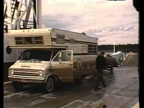 Canadian Arctic Adventures 1975