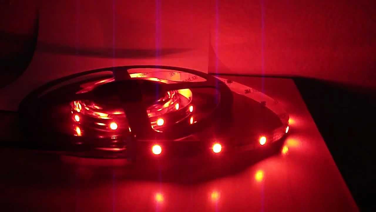 RGB LED Strip light - What is 5050 RGB? & RGB LED Strip light - What is 5050 RGB? - YouTube azcodes.com