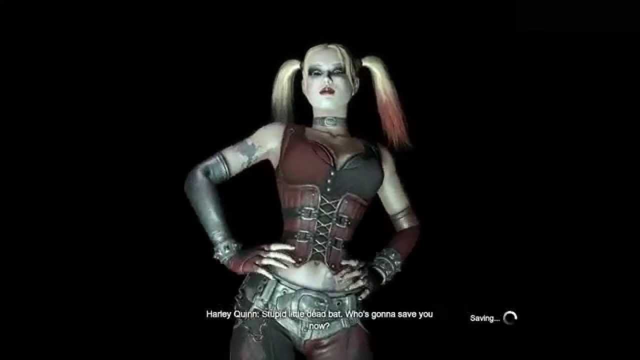 Batman: Arkham City - Game Over: Harley Quinn (Fandub ...