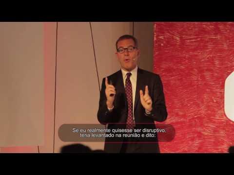 Kevin Surace – Disrupção vs. Inovação