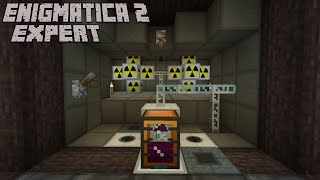 Nuclear Power and UU Production  : Enigmatica 2 Expert Lp Ep #23 Minecraft 1.12