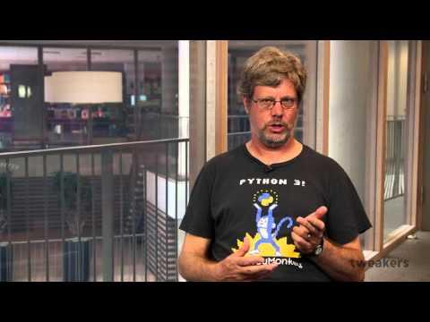 Polderpioniers: Guido van Rossum, de man achter Python