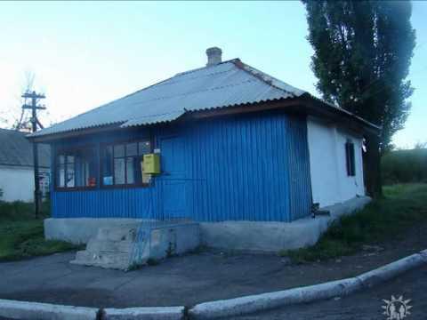 Шахтёрский посёлок