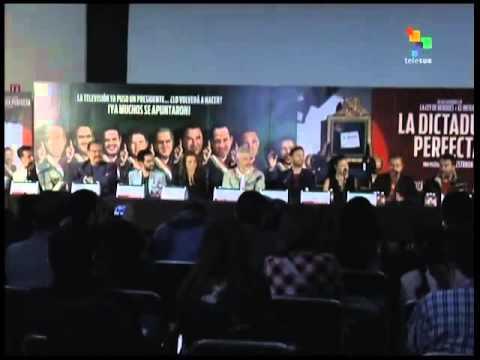 """The Perfect Dictatorship"" to premier in Mexico"