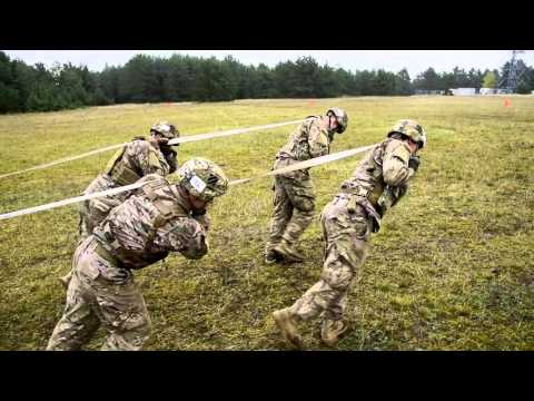 U.S. Army Europe European Best Squad Competition