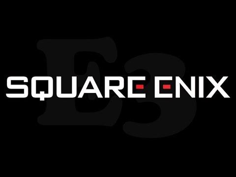 ถ่ายทอดสดงานแถลงข่าว Square-Enix จากงาน E3 2015