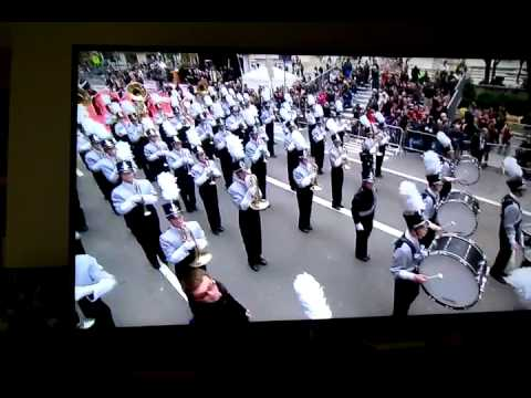 Ankeny Centennial High School Band & Color Guard