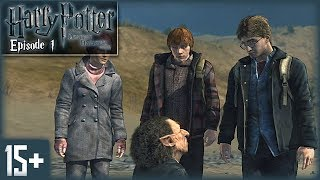 Harry Potter And The Deathly Hallows Part 2 Let's Play Episode/Part 1 Gameplay Walkthrough[4K 60FPS]