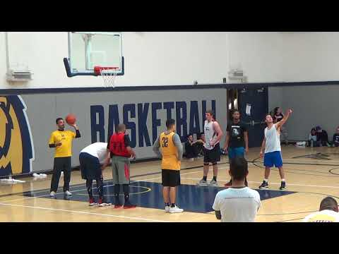 2017 Fall Berkeley IM Men's Basketball Open Final 4of6