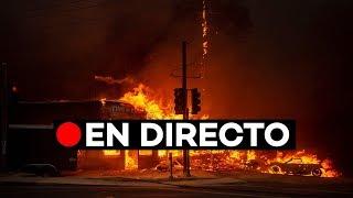 🔴 EN DIRECTO: Devastador incendio en California