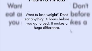 Health and fitness tips #health #fitness #healthylifestyle #physicalfitness #physicalhealth