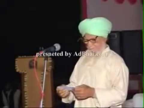 Romantic Comedy King Punjabi -- Kavi Sardar Dilbar Ji, Part-1 .mp4