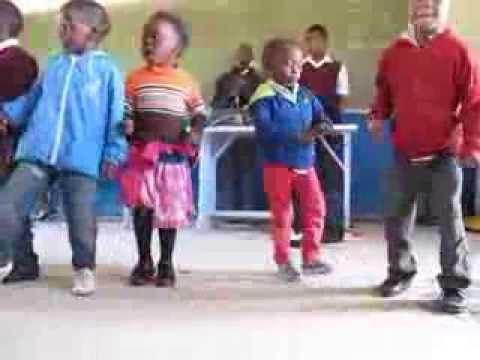 Chintsa Community Preschooler Groove!