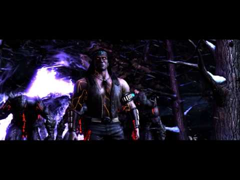 Mortal Kombat X Chapter 1