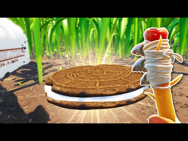 I Found THIS Secret Cookie and Crafted The Hidden Smoothie in Grounded