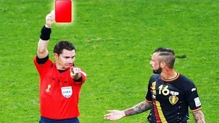 Top 30 Insane Red Cards in Football