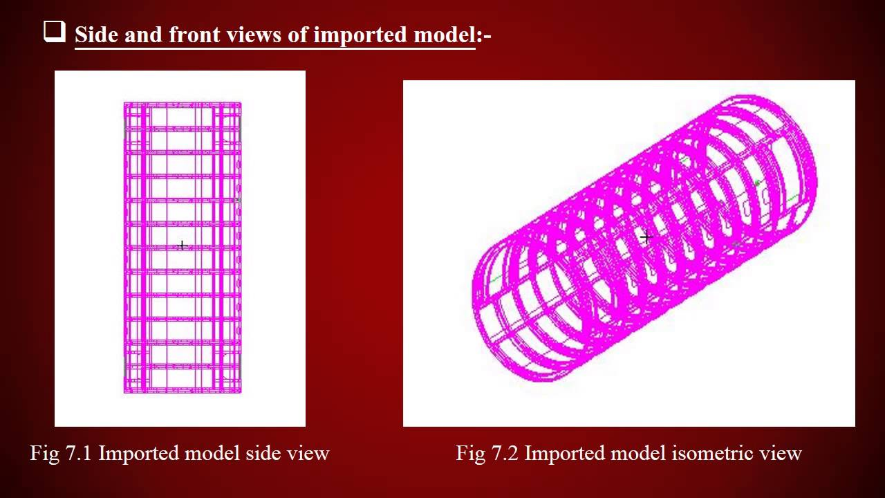 Design And Modal Analysis Of Bulkhead Of An Aeroplane
