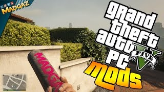 Gta 5 PC - How To Mod Gta5 and Install Custom Skins, Weapon Camos And Car Decals, FULL TUTORIAL