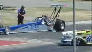 Southern Nationals Drag racing