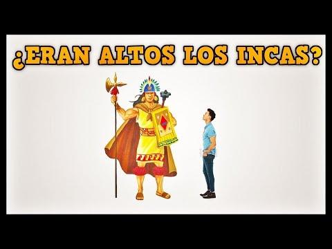¿ERAN ALTOS LOS INCAS? | La estatura promedio del peruano y de los antiguos peruanos | @SoyHugoX