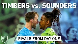 "Origins of ""the greatest soccer rivalry in North America"" 