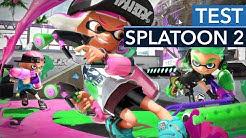 Splatoon 2 im Test für Nintendo Switch - Was wurde verbessert?